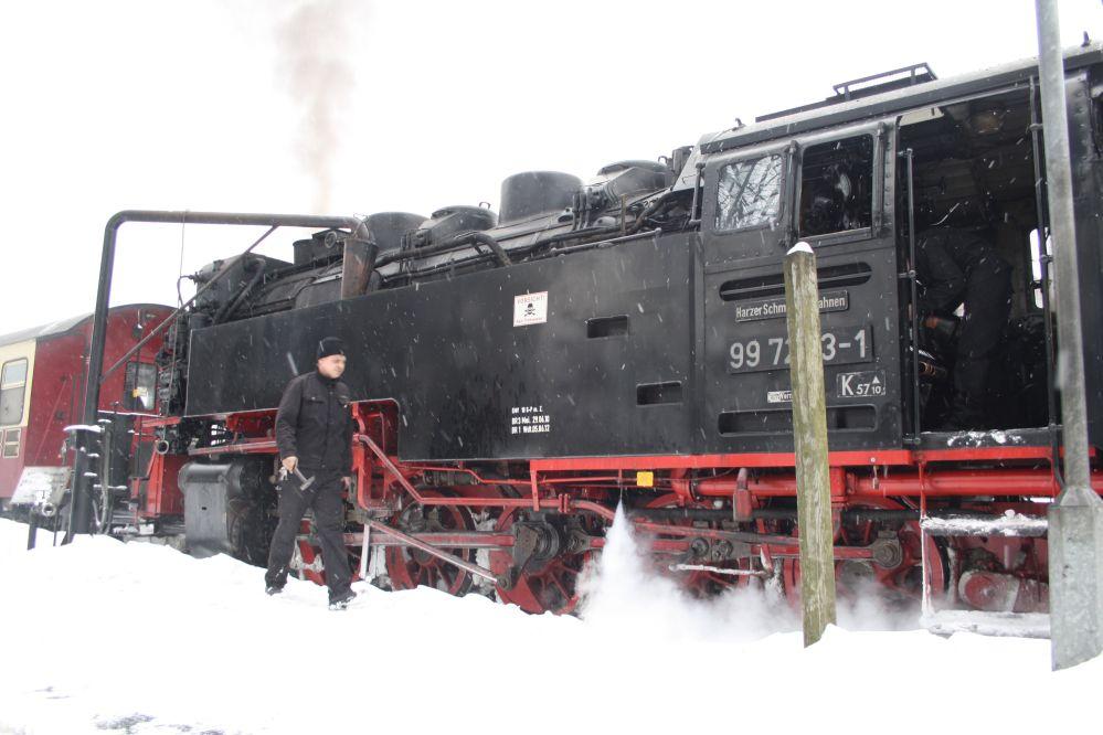 Harzer Schmalspurbahn Brocken 69
