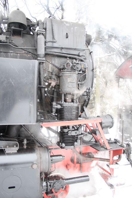 Harzer Schmalspurbahn Brocken 70