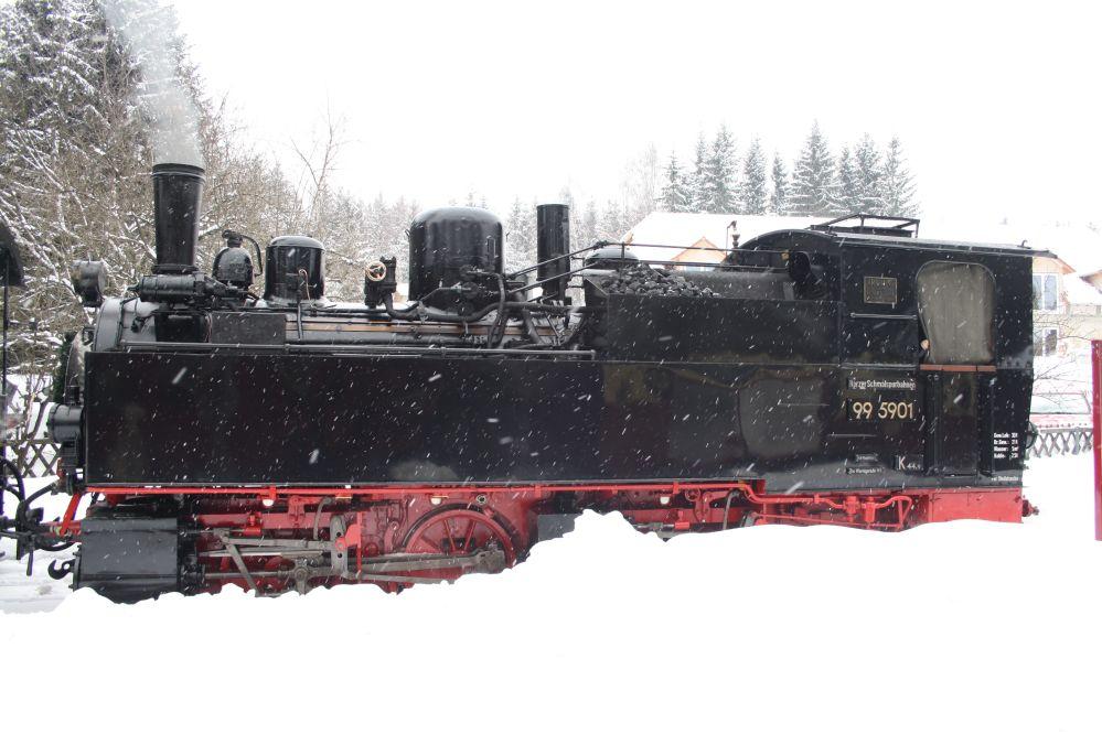Harzer Schmalspurbahn Brocken 72