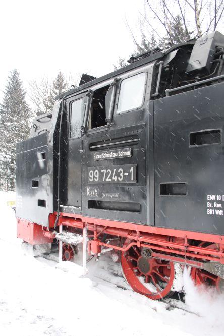 Harzer Schmalspurbahn Brocken 76