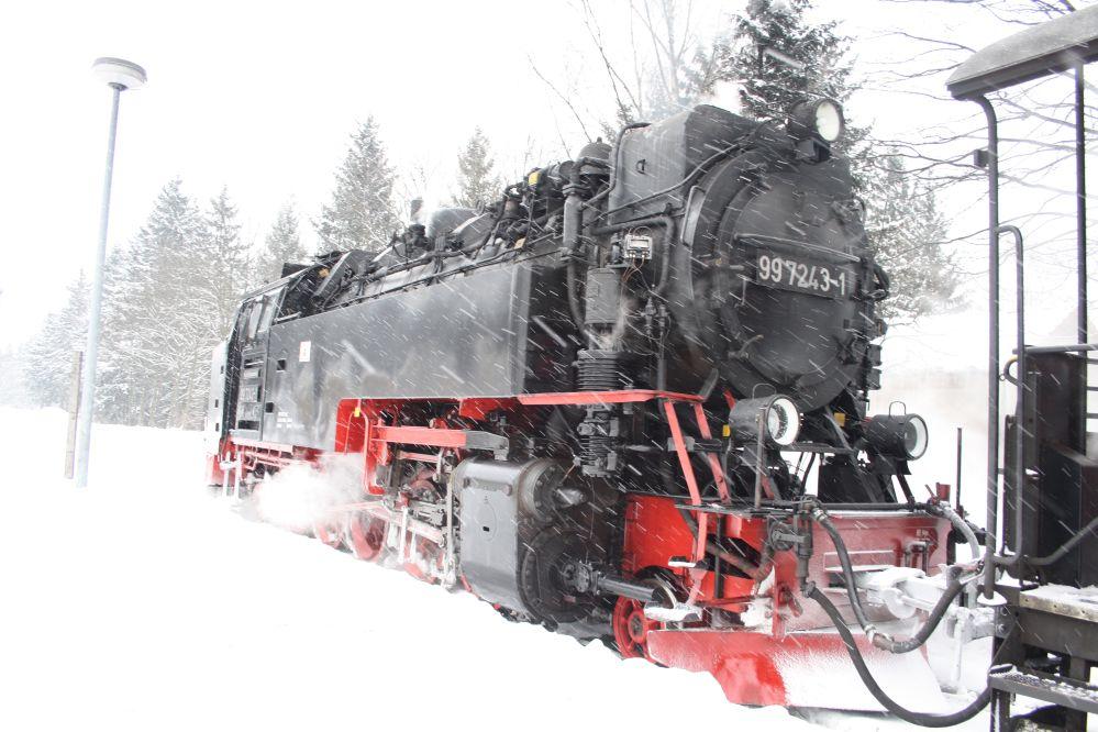 Harzer Schmalspurbahn Brocken 77