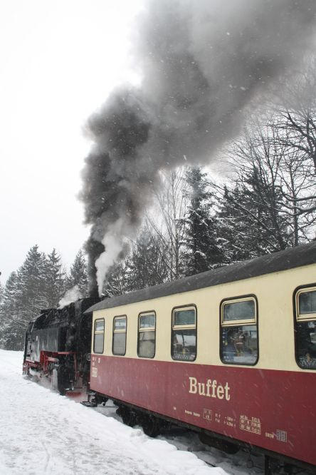 Harzer Schmalspurbahn Brocken 78