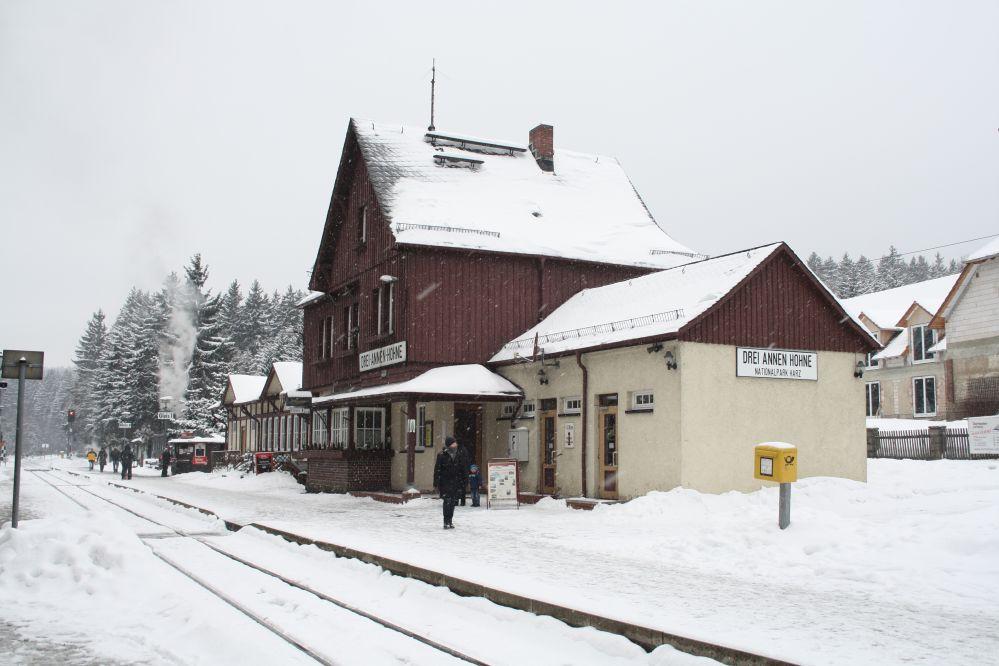 Harzer Schmalspurbahn Brocken 79