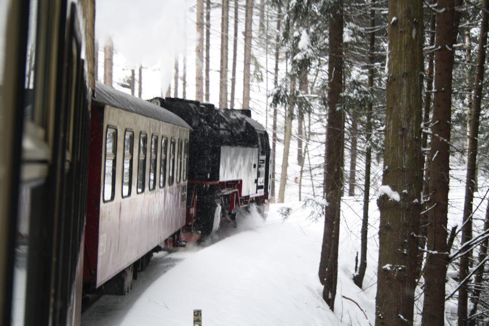 Harzer Schmalspurbahn Brocken 80