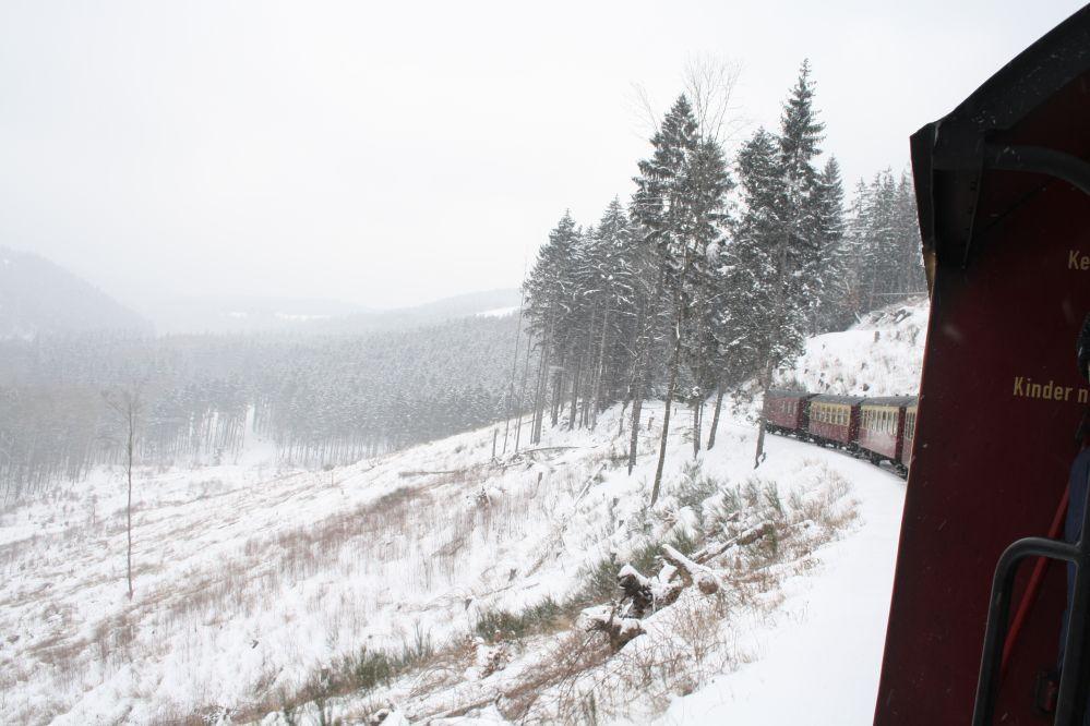 82 Harzer Schmalspurbahn Brocken
