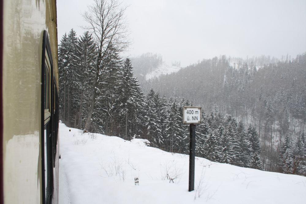 83 Harzer Schmalspurbahn Brocken