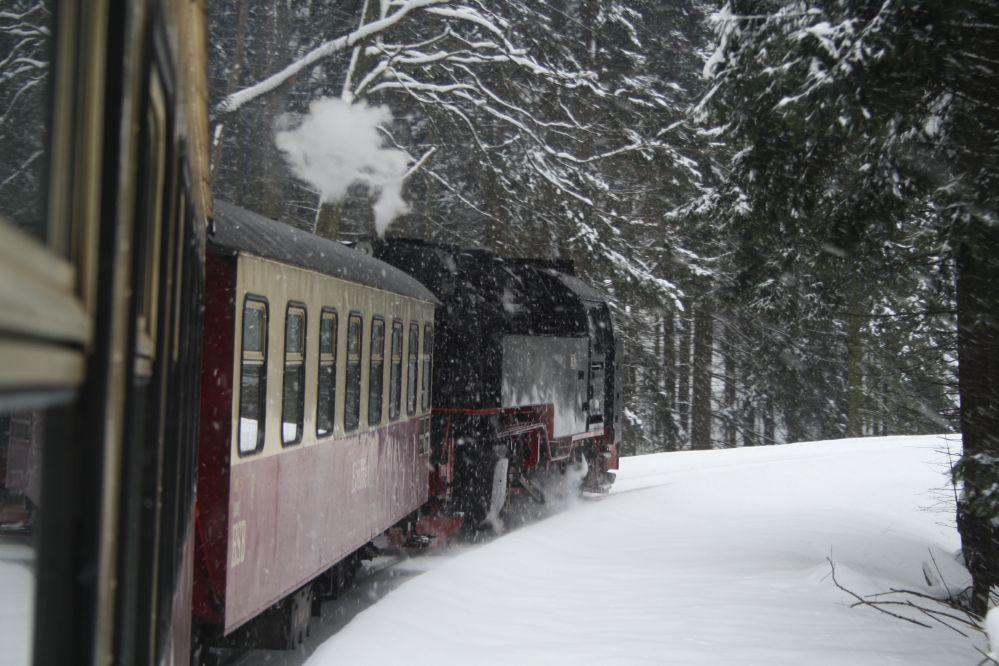 84 Harzer Schmalspurbahn Brocken