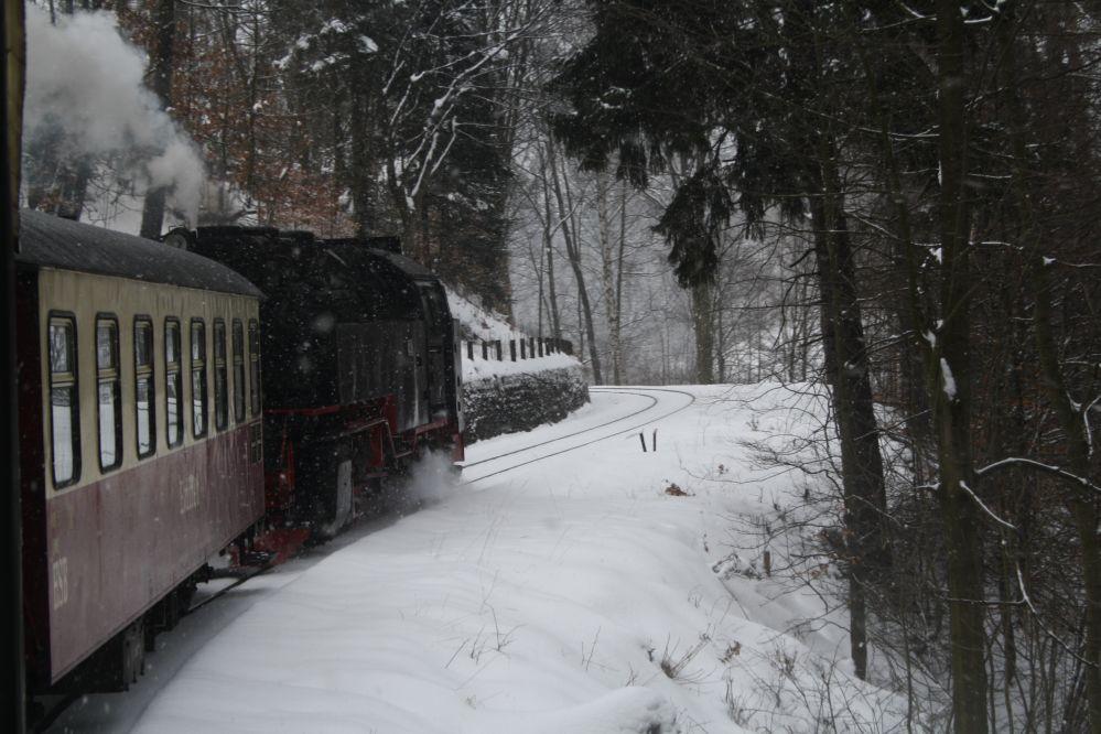 85 Harzer Schmalspurbahn Brocken
