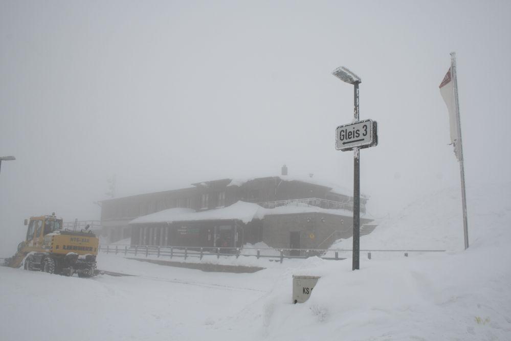 Harzer Schmalspurbahn Brocken Bahnhof
