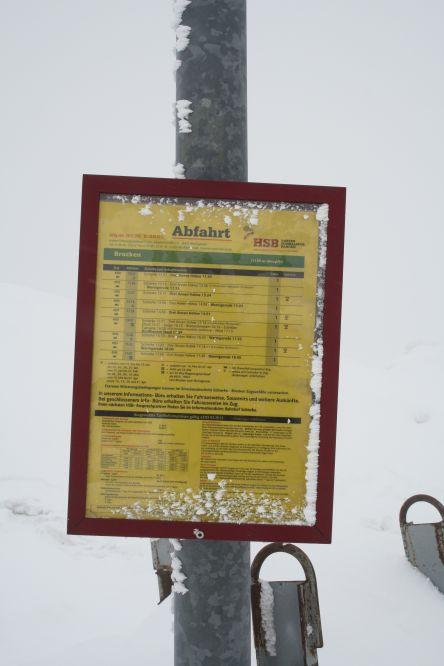Harzer Schmalspurbahn Brocken Fahrplan