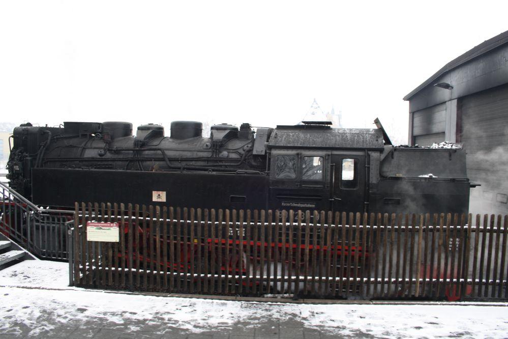 Harzer Schmalspurbahn Brocken