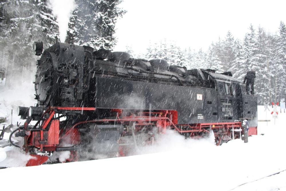 Harzer Schmalspurbahn Brockenbahn