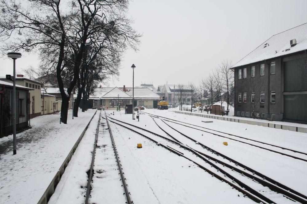 Harzer Schmalspurbahn Brocken Wernigerode