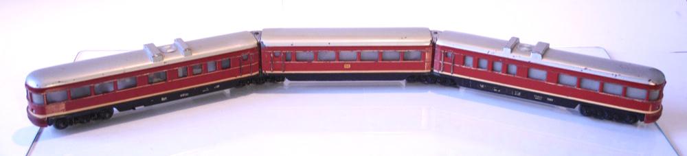 Märklin 3025 Triebwagen