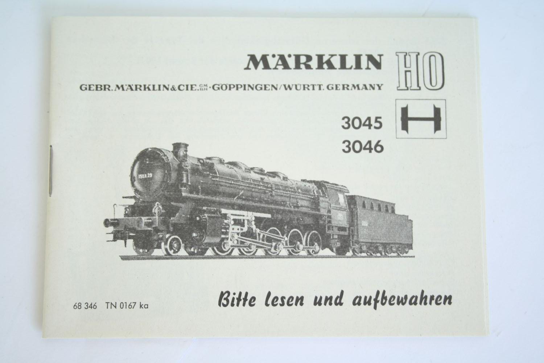 Märklin 3046 Anleitung