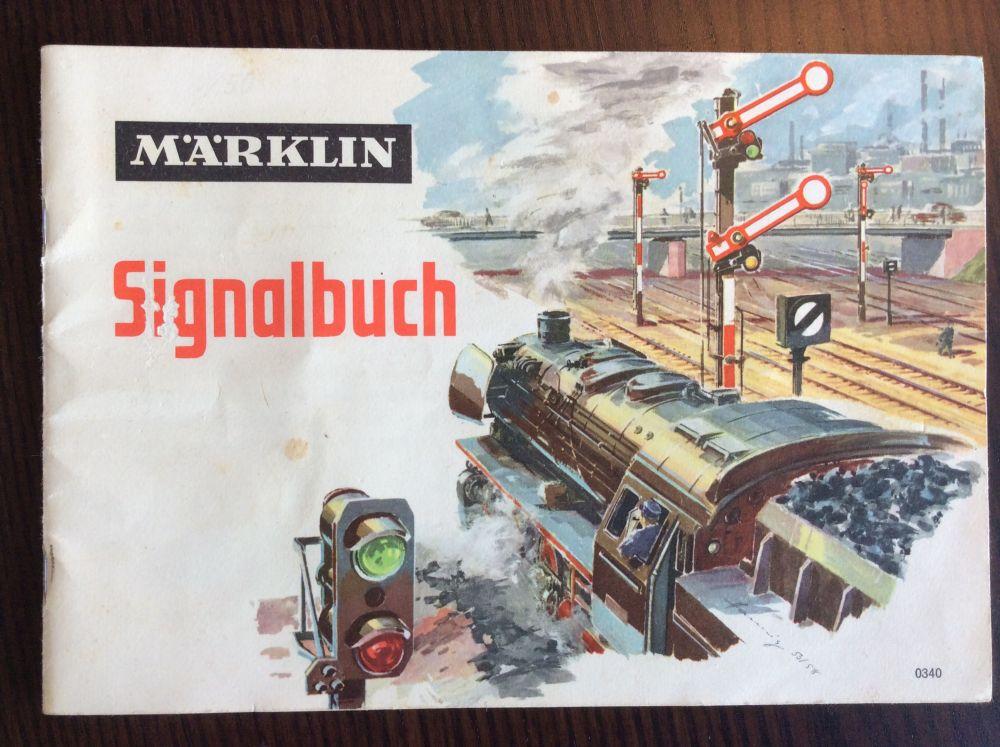0340 Märklin Signalbuch