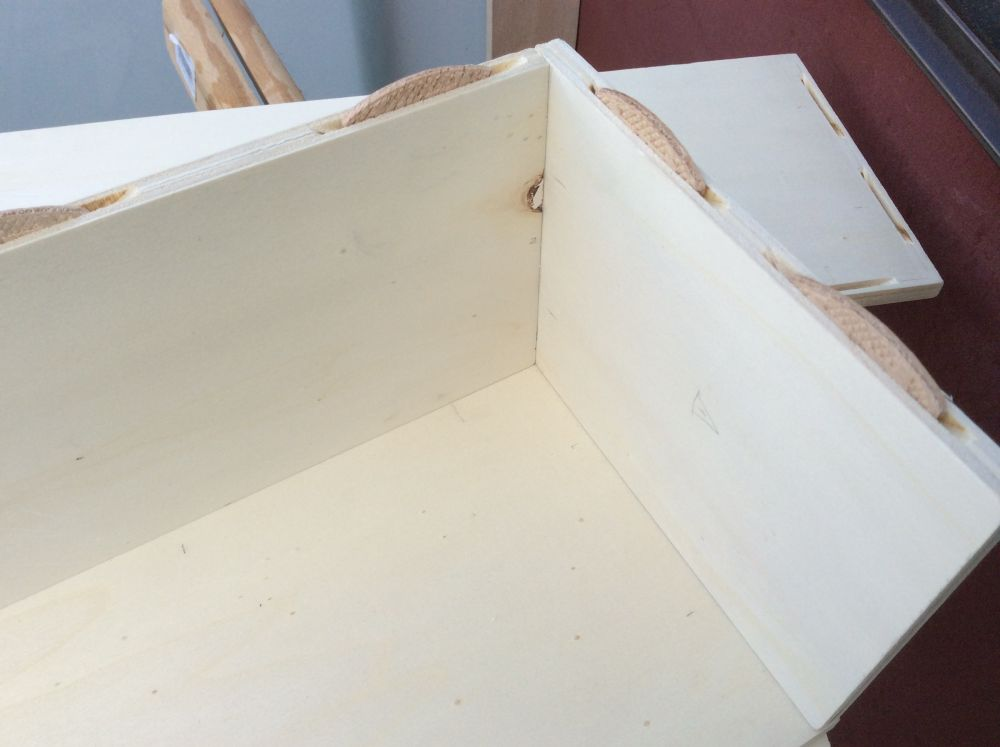 Spur 1 Lok-Box bauen