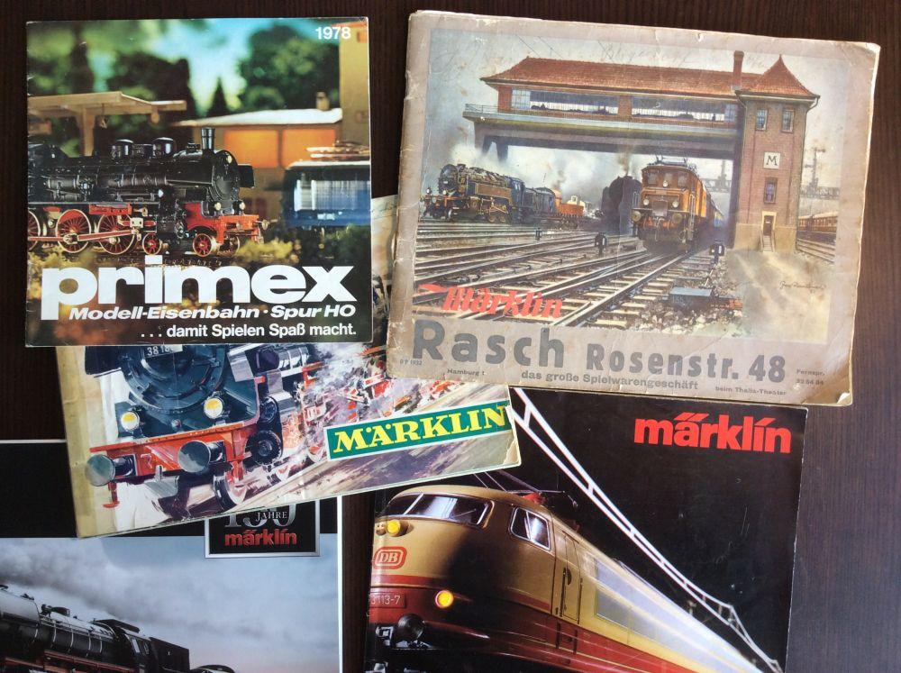 Märklin Kataloge online als PDF