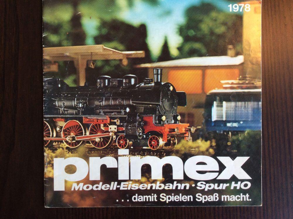 Primex Katalog 1978