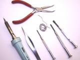 Passendes Werkzeug für die Bahn-Reparatur
