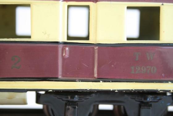 Märklin TW 12970 Aufdruck