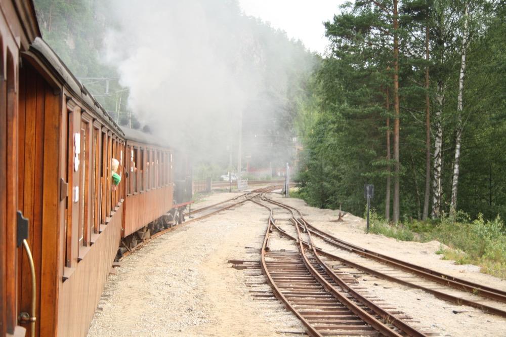 Museumsbahn Setesdalbane