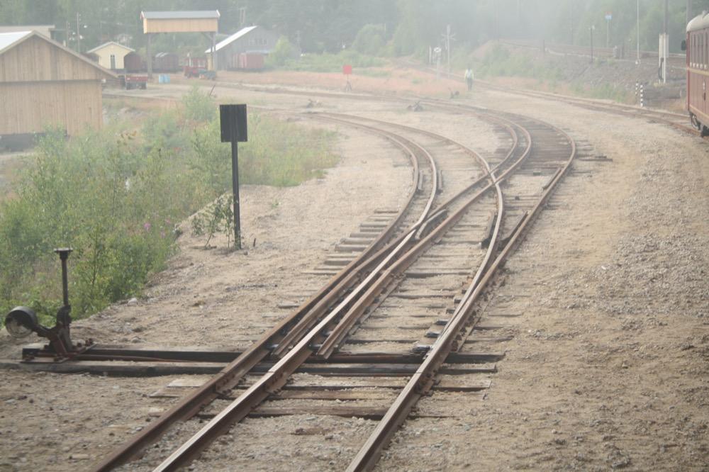 Schmalspurbahn Setesdalbanen