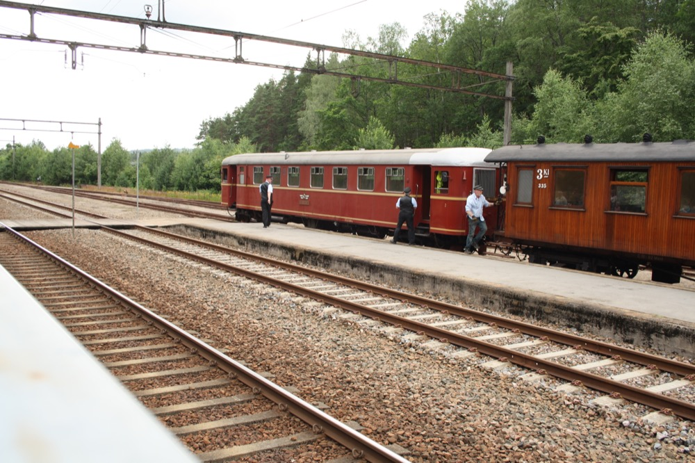 Triebwagen Setesdalbanen