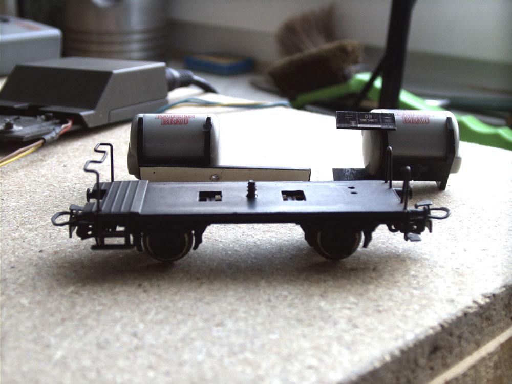 Märklin Güterwagen Eigenbau