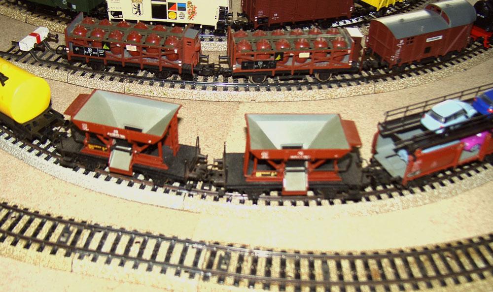 Märklin Güterwagen Talbotwagen 4610