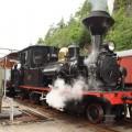 Dampfeisenbahn Setesdalbanen Norwegen