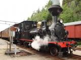 Museumsbahn Setesdalsbanen in Norwegen