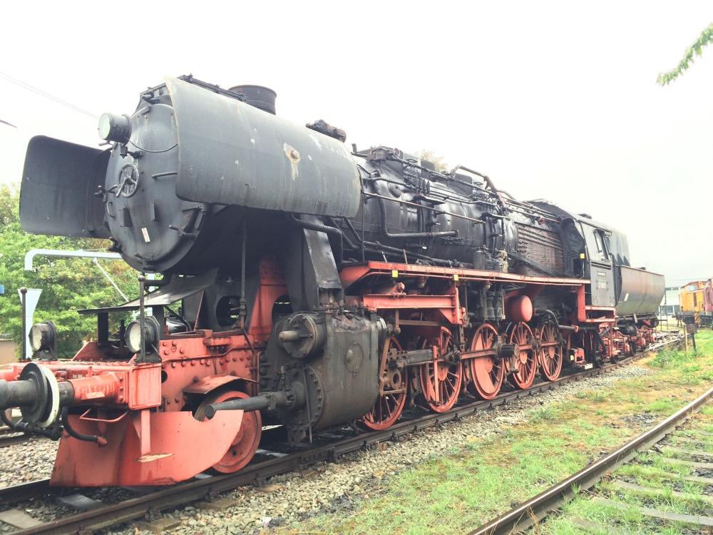 BR 52-8029 Deutsche Reichsbahn