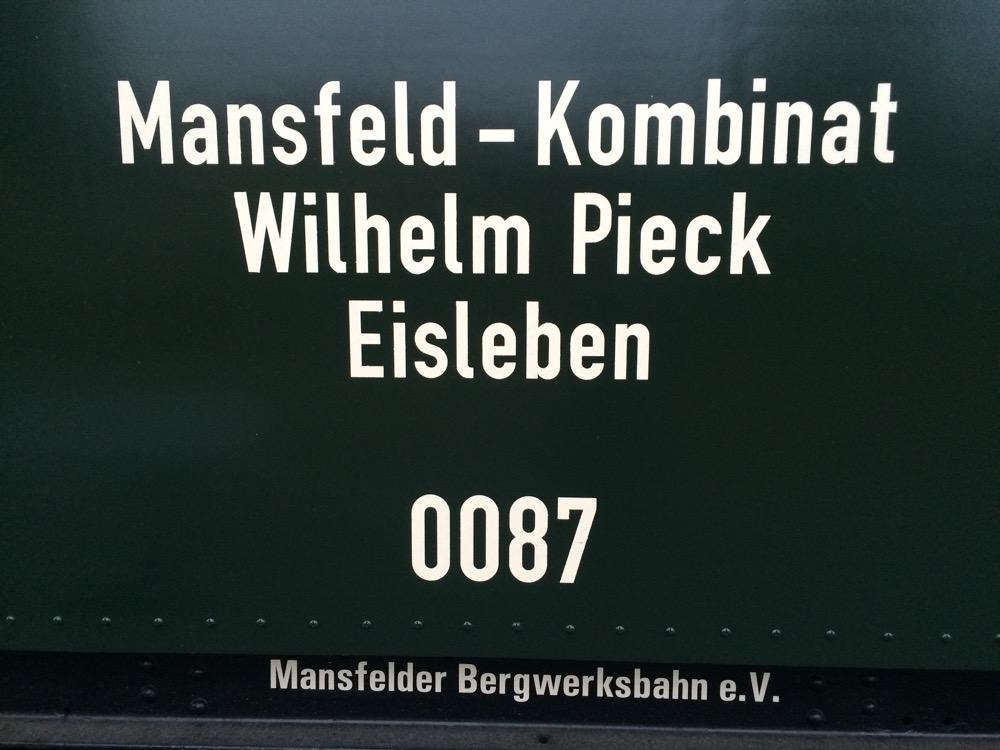 Mansfeld-Kombinat Wilhelm Piek Eisleben