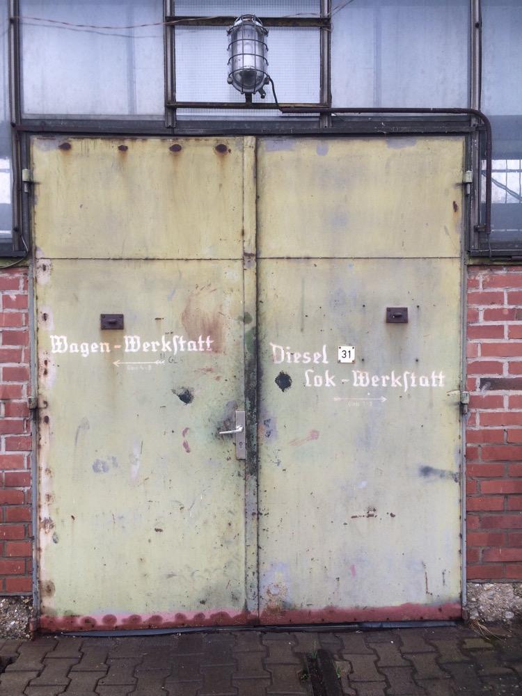 Wagen-Werkstatt