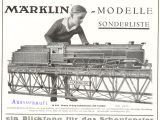 Märklin-Katalog M 611 Sondermodelle von 1937