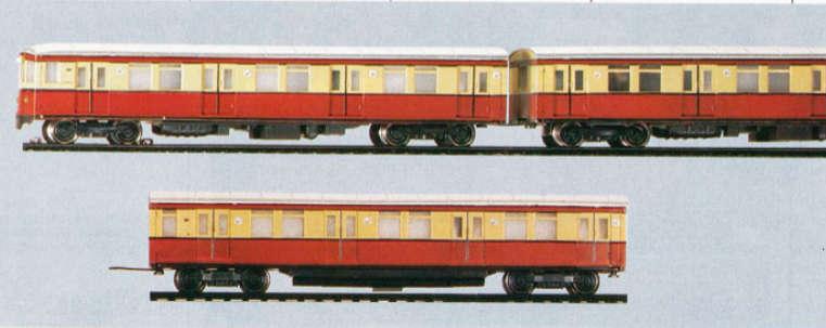 Märklin Primex 3017 Berliner S-Bahn