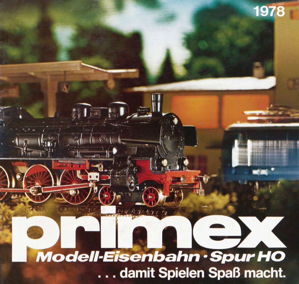 Märklin Primex Katalog-Download als PDF