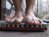 Zug-Fetisch: Die Welt der Eisenbahn-Fetischisten