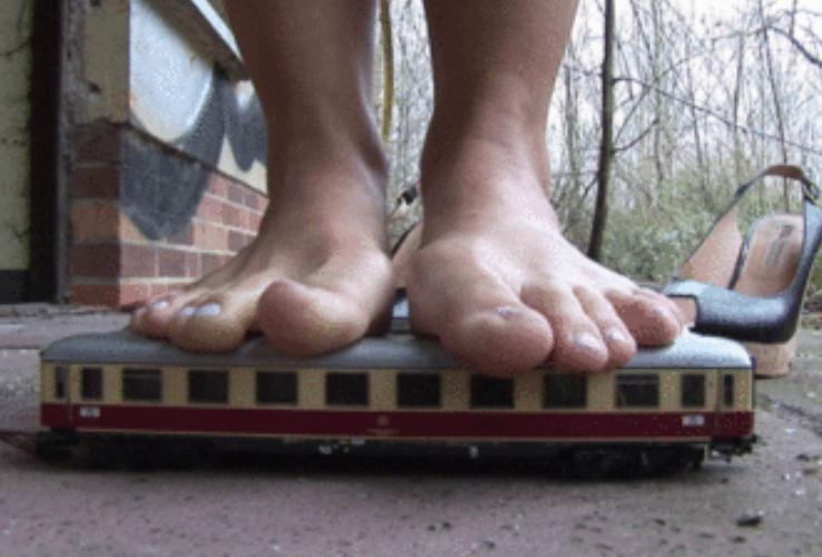 Zug Fetisch Eisenbahn Fetischisten Betreiben Objektophilie