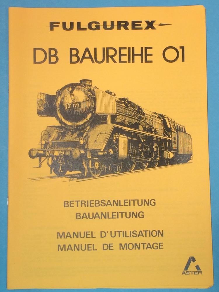Aster Br 01 Betriebsanleitung
