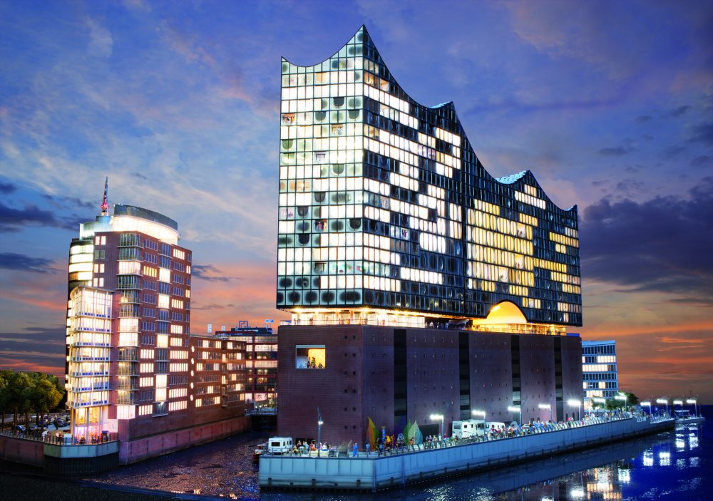 Elbphilharmonie Miniatur Wunderland Hamburg